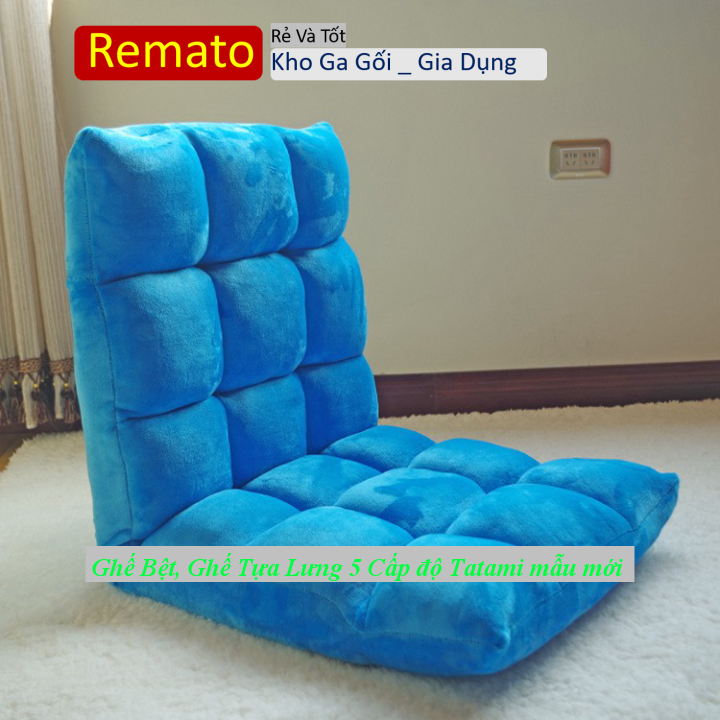 Ghế Bệt, Ghế Tựa Lưng 5 Cấp độ Tatami mẫu mới