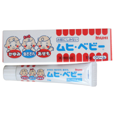 Kem trị côn trùng cắn MUHI Cream 15g
