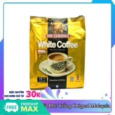 Cà phê trắng White Coffee Original Malayisa (vị truyền thống của aik choeng)