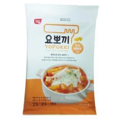Bánh gạo Hàn Quốc Topokki Yopokki Phomai bịch 240gr