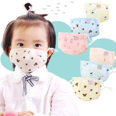 Khẩu trang vải cho bé 0-3 tuổi chất cotton thông thoáng dùng hàng ngày nhiều họa tiết đáng yêu BBShine – M011