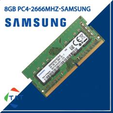 RAM Laptop 8GB Samsung DDR4 Bus 2666MHz 1.2V chuyên dùng cho ứng dụng nặng chơi game, thiết kế, dựng phim..Dùng Cho MacBook Máy Tính Xách Tay Bảo Hành 12 Tháng 1 Đổi 1