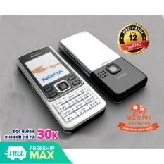 Điện thoại độc cổ NOKIA 6300 giá rẻ tặng kèm sim 3g 10 số