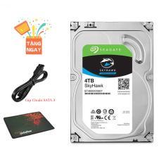 Ổ cứng HDD 4TB Seagate SkyHawk Surveillance 3.5 inch