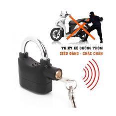 Ổ khóa có còi báo động chống trộm phát ra tiếng kêu