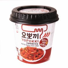 Yopokki vị cay ngọt 140g