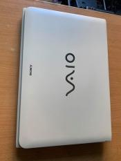 Laptop Cũ Rẻ Sony Vaio SVE14 Trắng Core i5 Ram 4G ổ 320G Chơi Game, Làm Đồ Họa. Tặng đầy đủ phụ kiện
