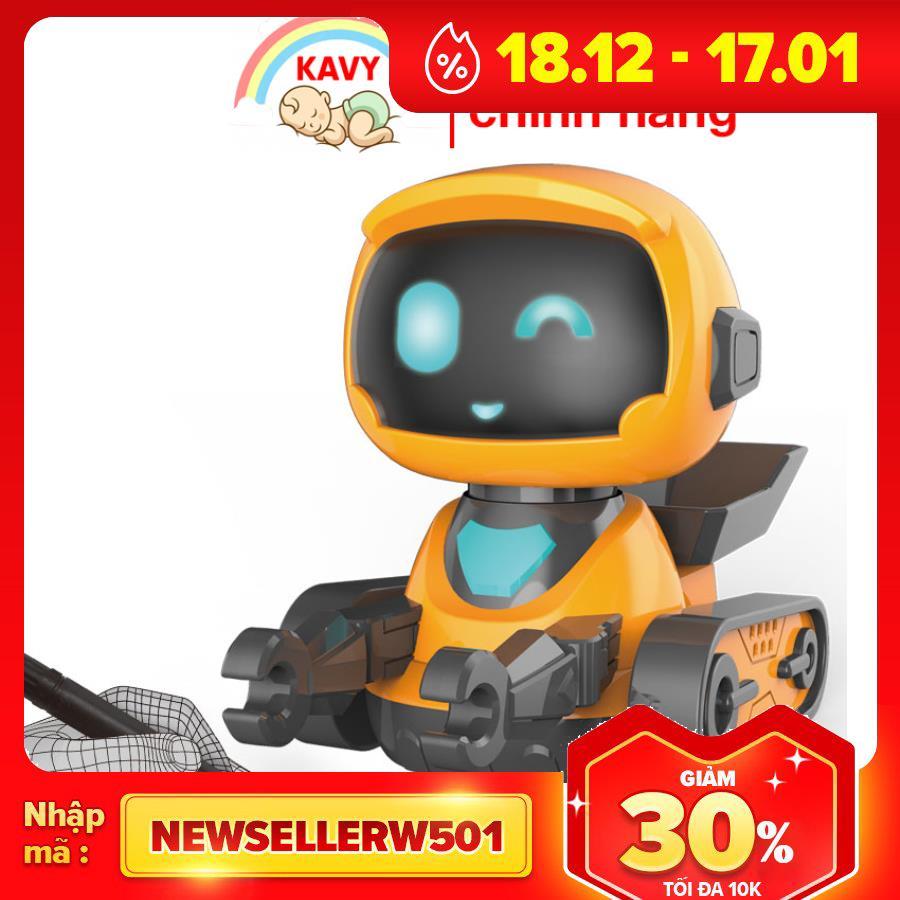 Đồ chơi Robot điều khiển đi theo đường nét vẽ thú vị, chất liệu an toàn, sáng tạo và độc...
