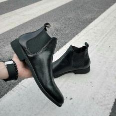 Giày boot chelsea nam