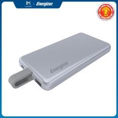 [QUICK CHARGE 3.0] Sạc dự phòng Energizer 8,000mAh/3.7V hỗ trợ sạc nhanh QC3.0 lõi pin LI-POLYMER – UE8002