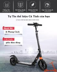 Xe Trượt Scooter Thể Thao Người Lớn Adult Scooter Anne Lawson A5-DW Disc Brake Style