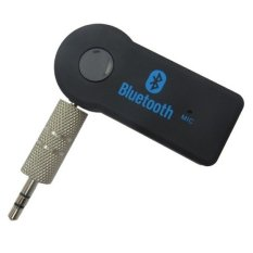 Mini Bluetooth 3.0 Receiver A2DP Wireless Adapter (Đen)