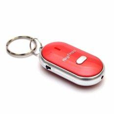 Móc khóa huýt sáo thông minh (Đỏ)