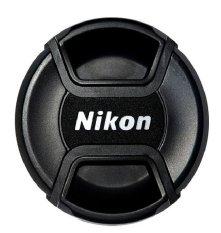 Nắp ống kính Nikon 62mm (Đen)