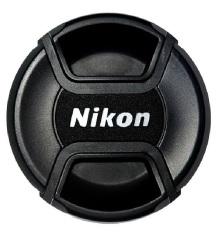 Nắp ống kính Nikon 67mm (Đen)