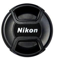 Nắp ống kính Nikon 82mm (Đen)