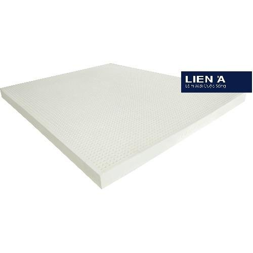 Nệm cao su Liên Á Classic New 160x200x5cm (trắng)