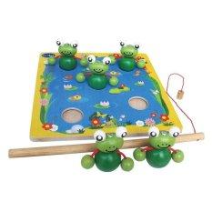 [HCM]Đồ chơi gỗ câu ếch Winwintoys 65362