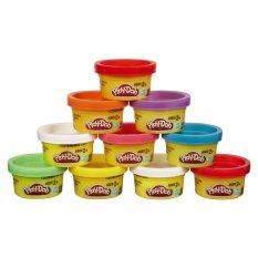 Ống bột nặn 10 màu Play-Doh 22037