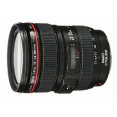 Ống kính Canon EF 24-105mm F4L IS USM (Đen)LBM