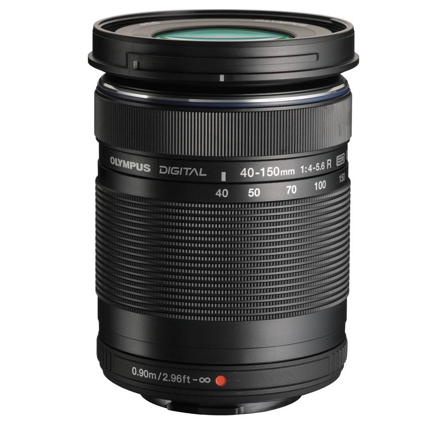 Ống kính Olympus M.Zuiko ED 40-150mm f/4.0-5.6 R (Đen)