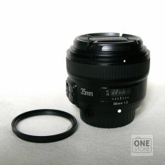Ống kính Yongnuo 35mm F2 for Nikon tặng kèm filter UV58mm