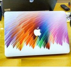 Ốp cho Macbook hình lông vũ C006 13Pro Retina