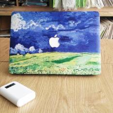 Ốp Macbook 13Air sơn mài- C017
