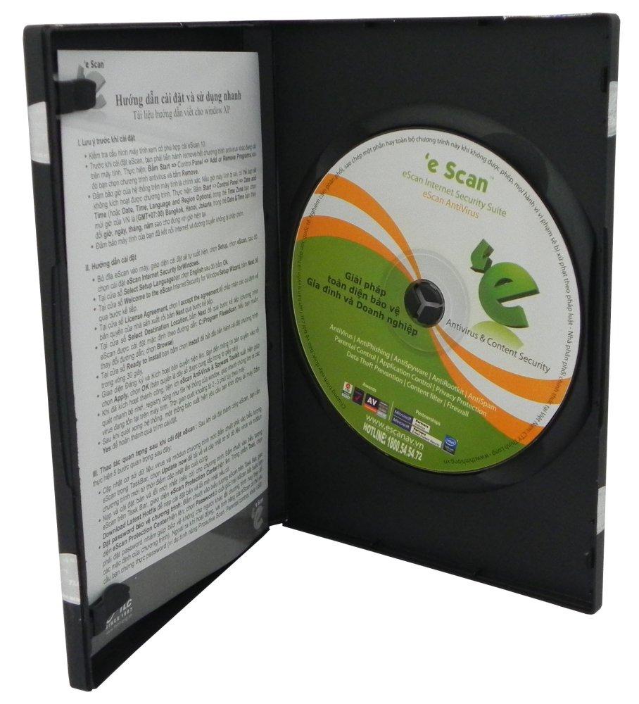 Nên mua Phần mềm diệt virus eScan ISS ở Thinh Long Co (Tp.HCM)