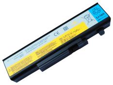 Pin Dùng Cho Laptop Lenovo Y450 (Đen) – Hàng nhập khẩu