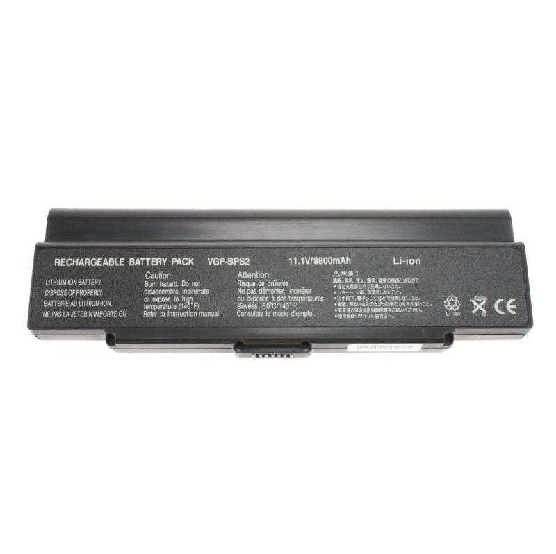 Pin laptop Sony VGP BPS2C 5200Mah, 6Cell (Đen)