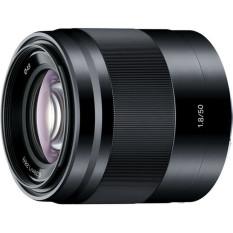 Ống kính Sony E 50mm f/1.8 Đen SEL50F18B