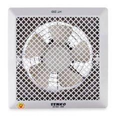 Quạt hút âm trần Senko HT200 (Trắng)