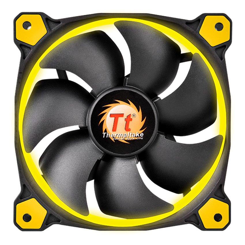Quạt làm mát Thermaltake Riing Fan 12 (Vàng)