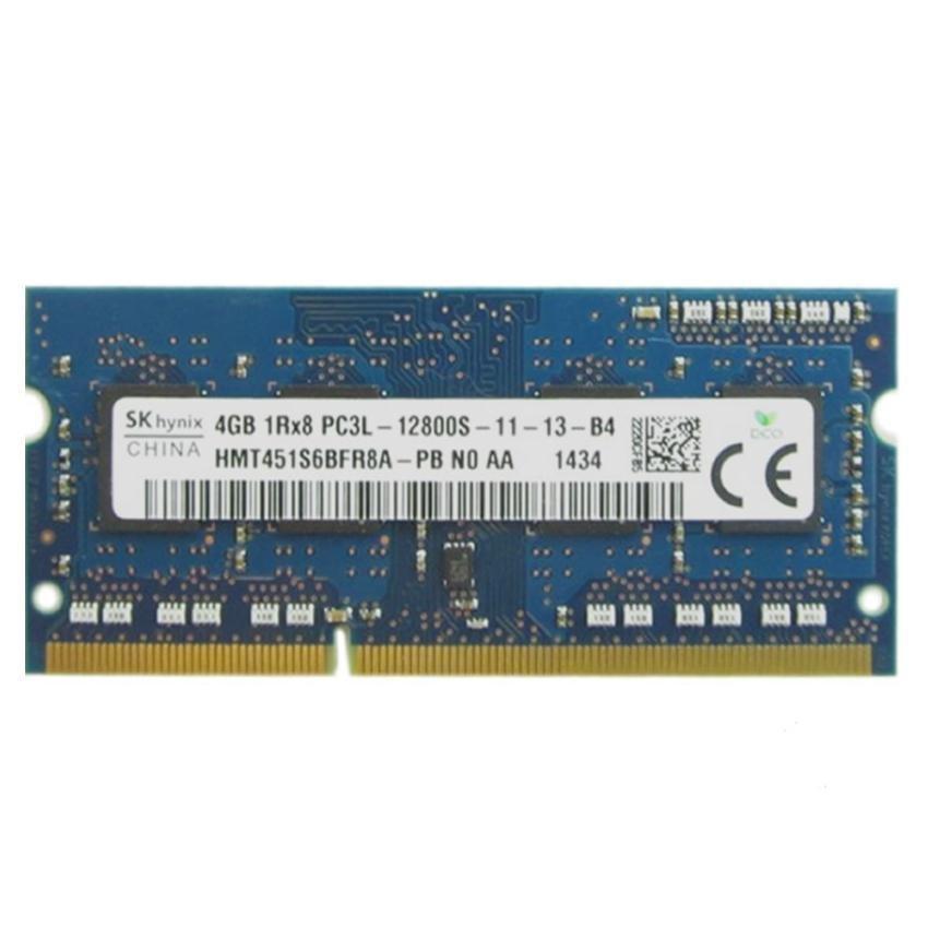 So sánh giá RAM Laptop Hynix 4GB PC3L Bus 1600MHz (Xanh) Tại TIN HỌC TAT