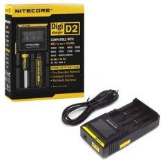 Đánh Giá Sạc đa năng Nitecore D2 (Đen)
