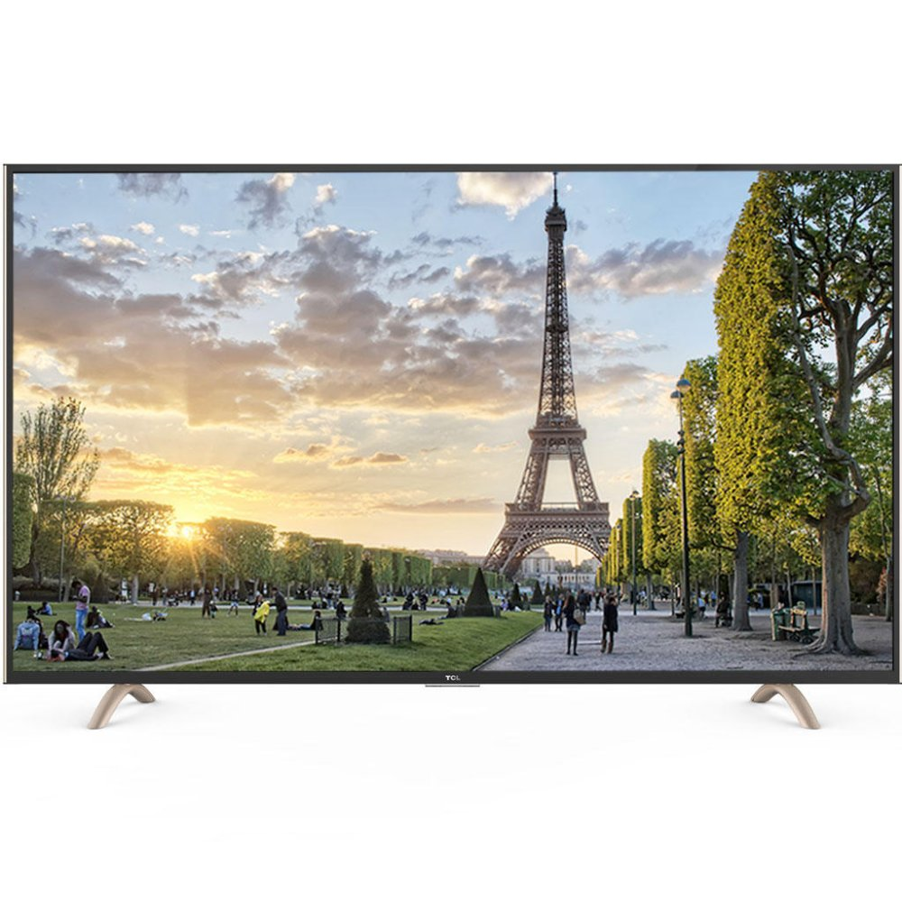 Giá KM Smart Tivi LED TCL 32inch Full HD – Model L32P1-SF (Đen)