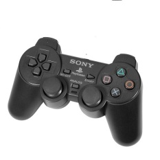 Tay cầm chơi game DualShock 2 H (Đen)