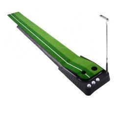 Thảm Tập Golf Putter Nhựa (dùng tập tại nhà, văn phòng)