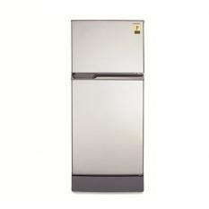 Tủ lạnh 2 cửa Sharp SJ-217P-SL 196L (Bạc)
