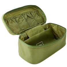 Túi Đựng Đồ Lót Đa Năng Monopoly Underwear Pouch (Xanh Rêu)