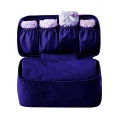 Túi đựng đồ lót du lịch Monopoly – chodeal24h (Xanh đậm)