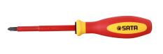 Vít cách điện Sata 61-214 3x150mm (Xanh lá)