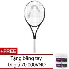 Vợt Tennis trợ lực HEAD Challenge Lite ltd 100inch 260g + Tặng 1 băng tay