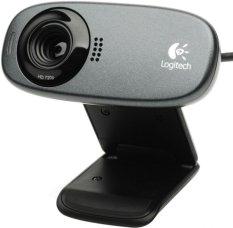 Webcam Logitech C310 (Đen) – Hãng Phân phối chính thức