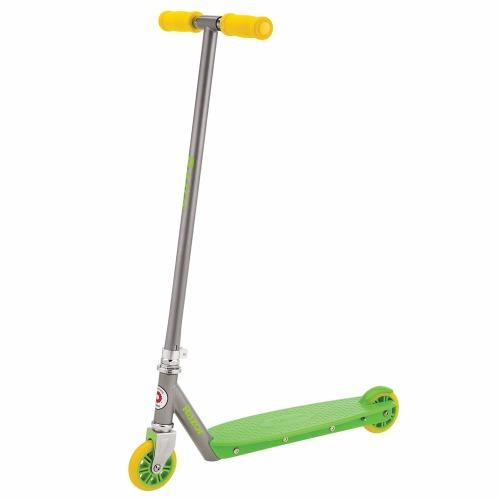 Xe trượt Razor Berry Kick Scooter (Xanh/Vàng)(Xanh lá nhạt