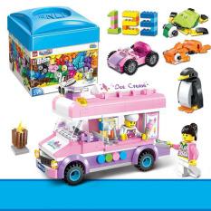Bộ đồ chơi lắp ghép bộ lego cơ bản 460 chi tiết