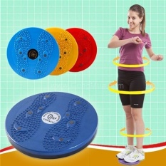 Dụng cụ xoay eo WAIST WISTING DISC (Xanh)